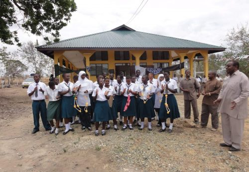 Ostello per studentesse <br> Tanzania